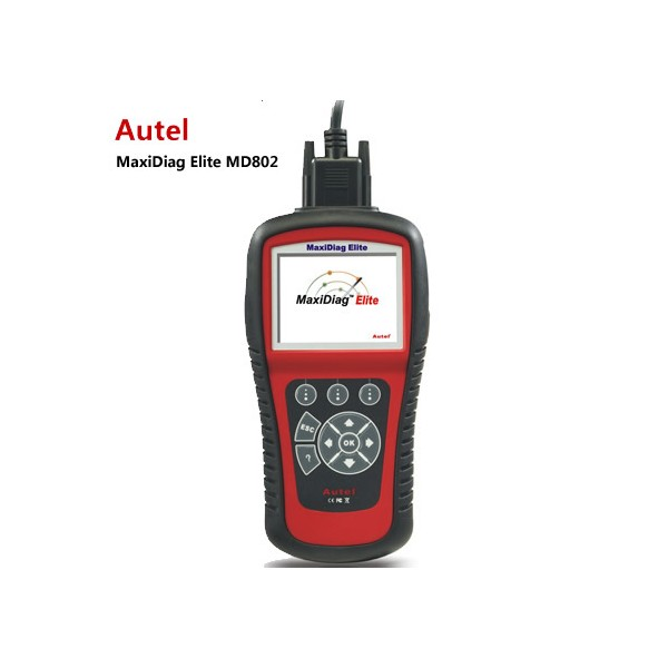Autel MD802 MaxiDiag Elite all system+DS model
