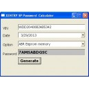 Xentry Special Function Keygen for ABR Eeprom memory