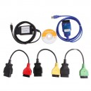 Fiat ECU Scan Diagnostic Tool Whole Package
