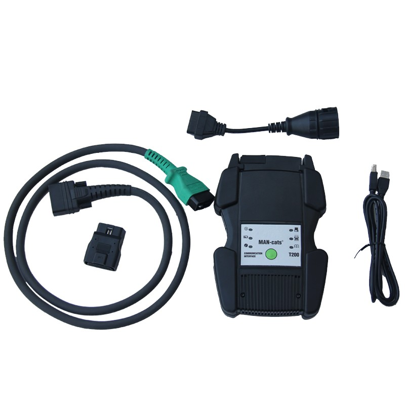 MAN T200 MAN Truck Diagnostic tools MAN CAT2